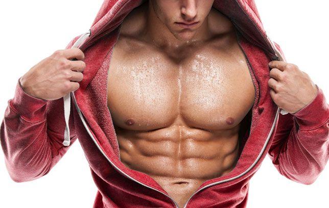 Muscle boys raw