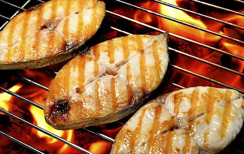 Grill a Perfect Fish