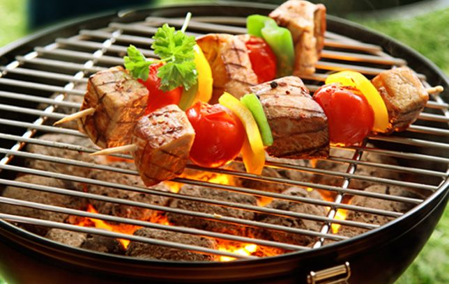 The Healthiest Grill