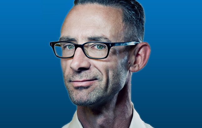 Chuck Palahniuk on Fight Club 2, Dick Jokes, and the Secret to Happiness