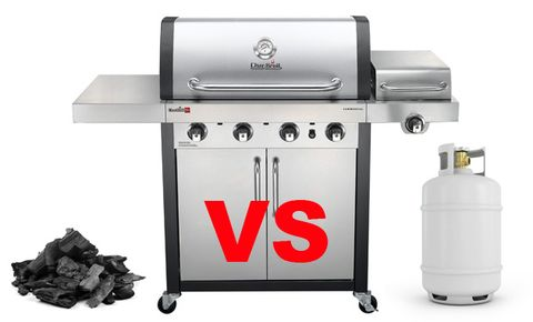 Should You A Gas Or Charcoal Grill