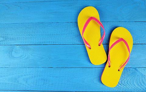 Can I Wear Flip-Flops to Work?