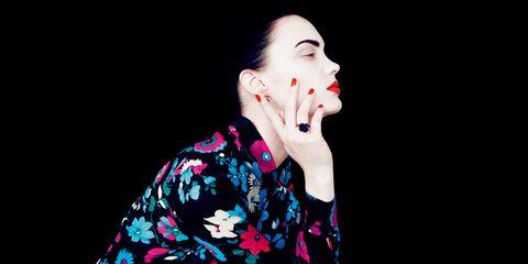 Erik Madigan Heck shoot for Harper's Bazaar