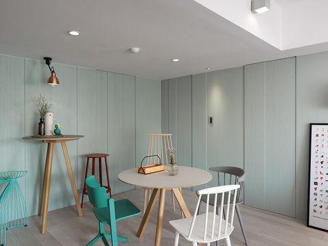 Casa moderna de Nórdico Interior Design