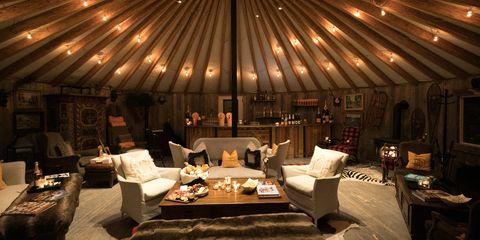 Room, Property, Interior design, Lighting, Building, Restaurant, Furniture, Ceiling, House, Home,