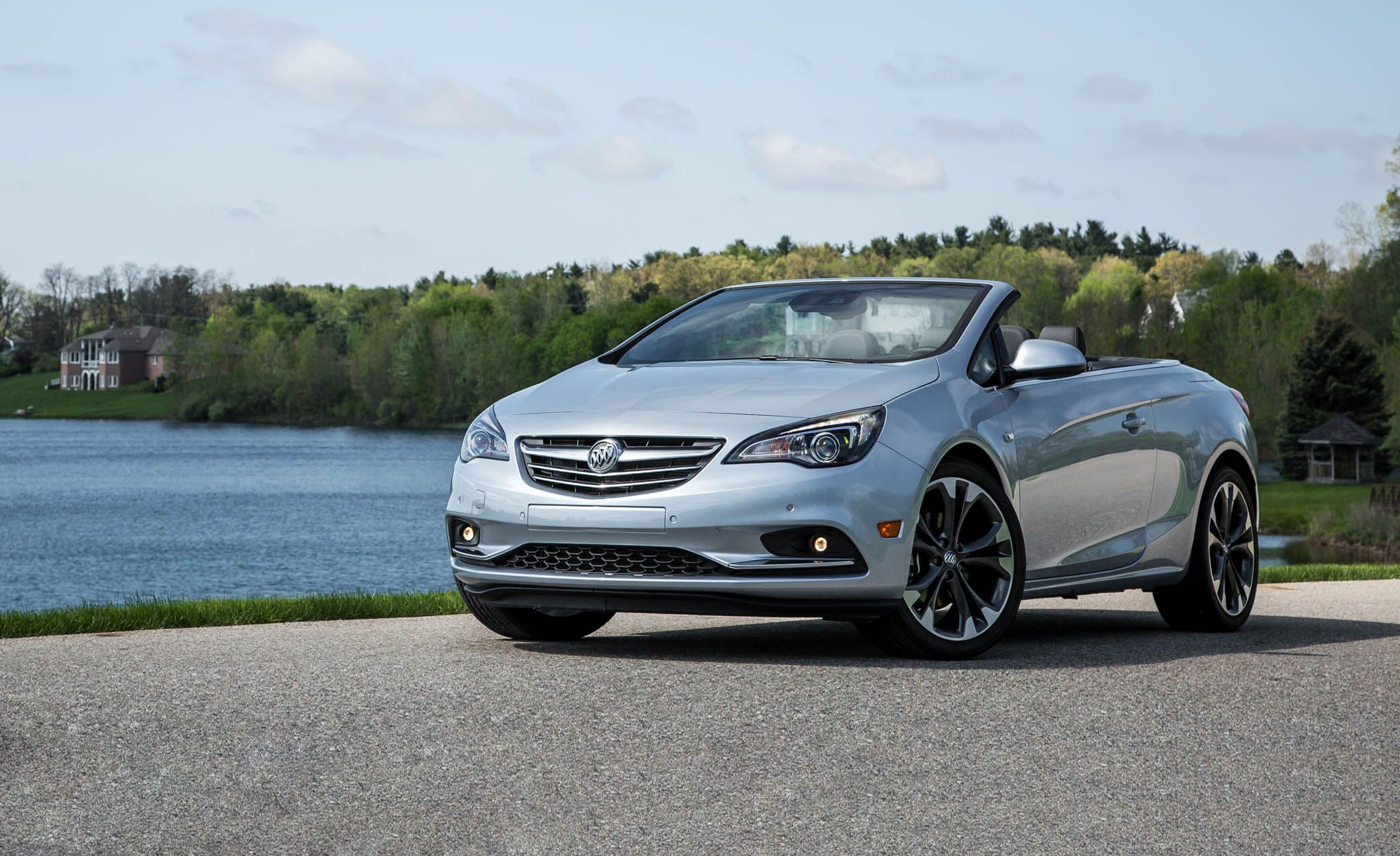 2019 Buick Cascada Review Pricing And Specs