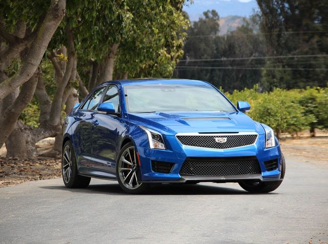 Cadillac Ats V Coupe >> 2019 Cadillac Ats V Review Pricing And Specs