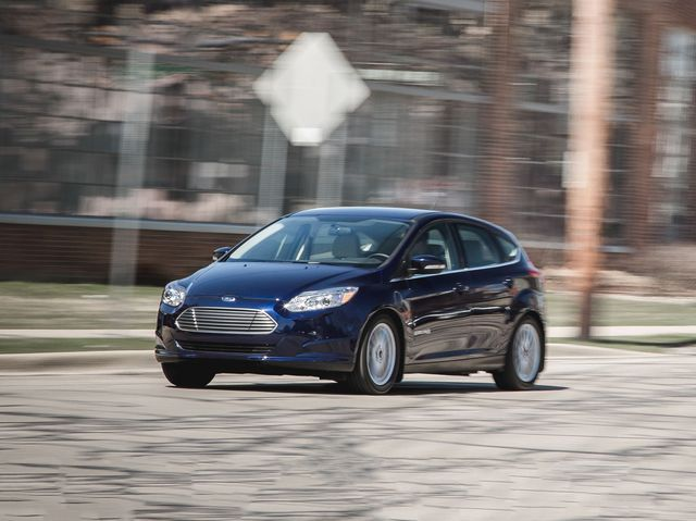 Ford Focus Electric Review Pricing And