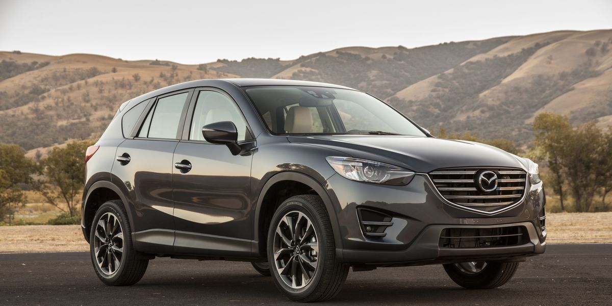 Mazda Recalling 2016 CX-5 over LED Lights That Could Flicker or Fail