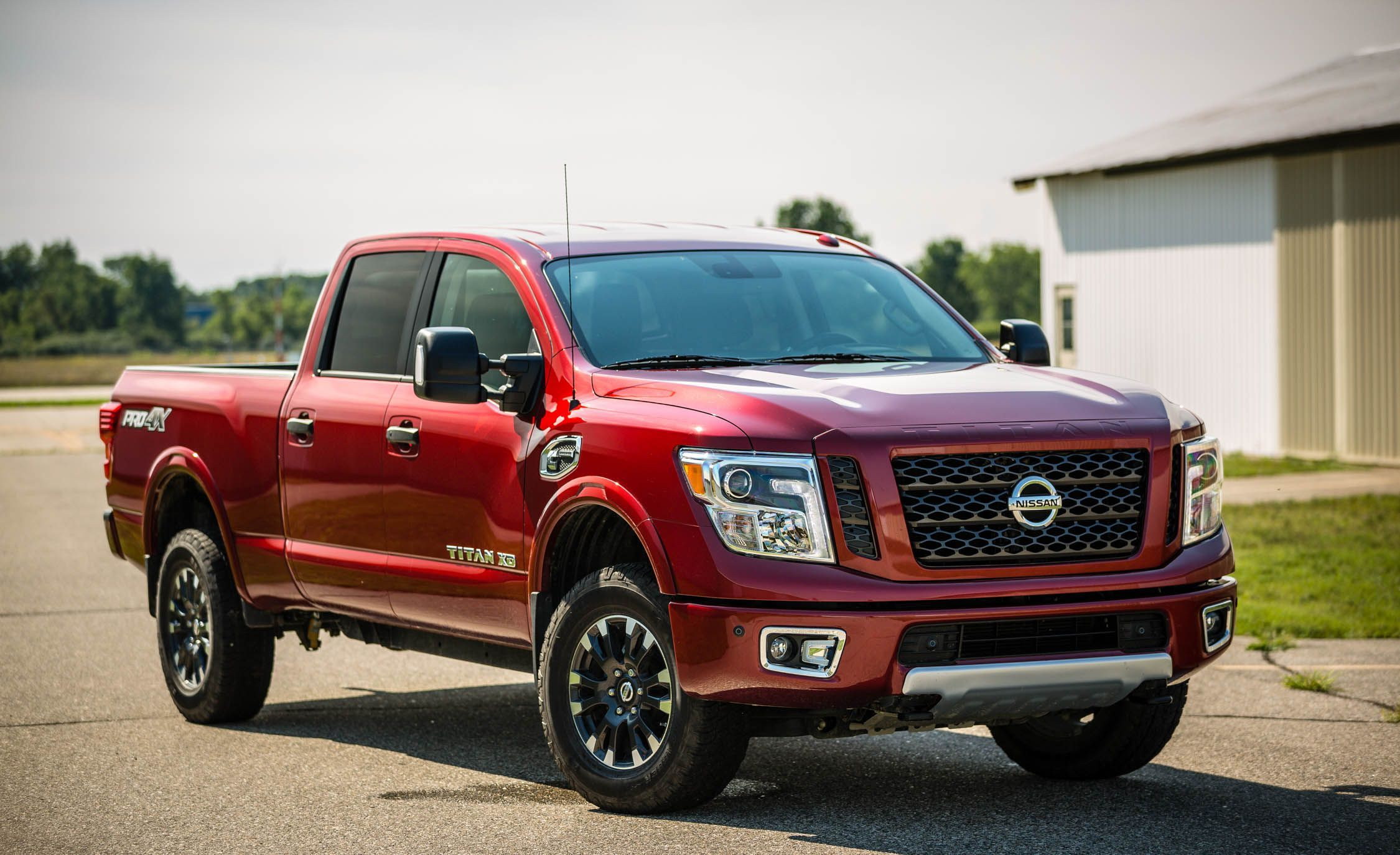 2020 Nissan Titan Diesel Reviews