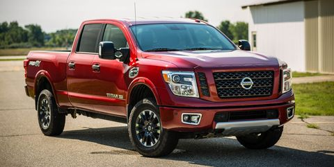 Nissan Is Getting Rid Of The Titan Xd S Cummins Diesel
