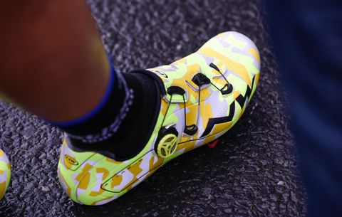 The Road Shoes Worn In The 2016 Tour De France Bicycling