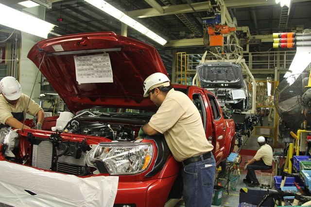 toyota assembly in california