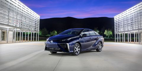 Is the Toyota Mirai the future of clean transportation?