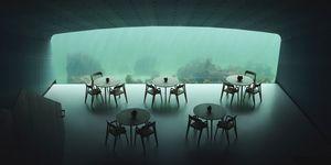 restaurant underwater