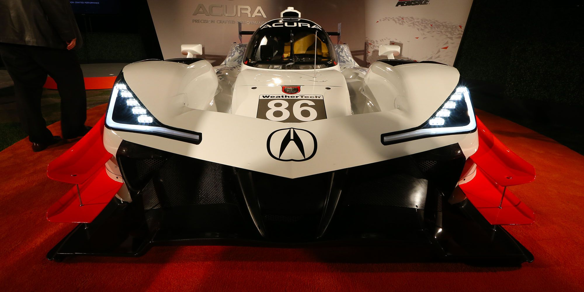2018 acura dpi. simple acura this is the car acura and penske will use for their return to prototype  racing intended 2018 acura dpi