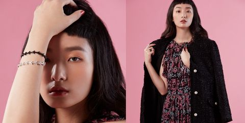 Clothing, Fashion model, Beauty, Fashion, Dress, Long hair, Photo shoot, Black hair, Outerwear, Photography,