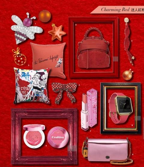 Red, Pink, Material property, Wallet, Fashion accessory,