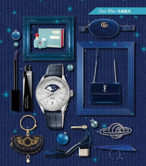 Blue, Compass, Room, Still life photography, Fashion accessory,