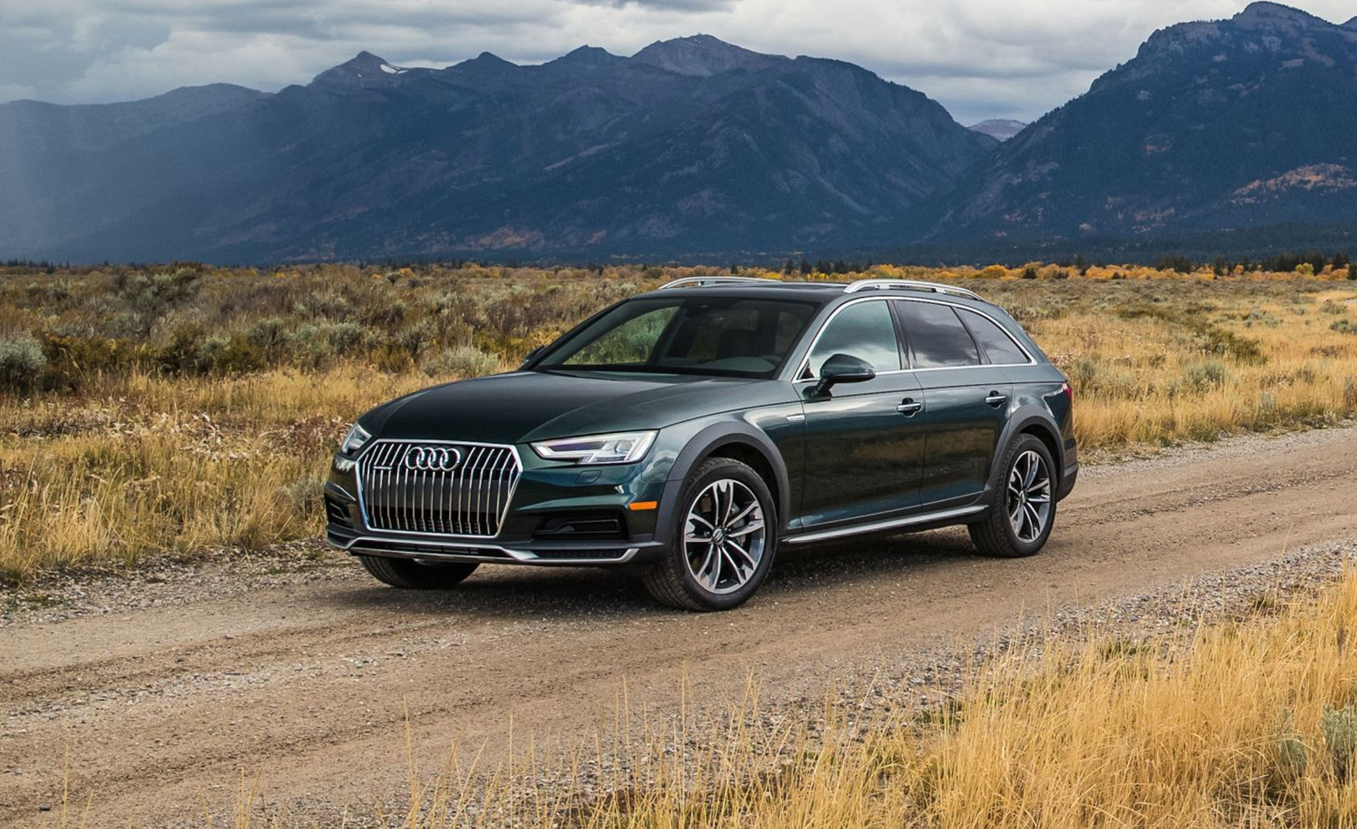 2017 Audi A4 Allroad Test Review Car And Driver