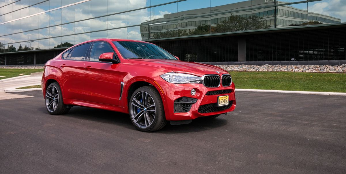 2019 Bmw X6 M Review Pricing And Specs