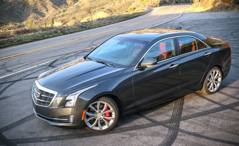 Cadillac Ats Sedan >> Cadillac Shutting Down Ats Sedan Production News Car And Driver