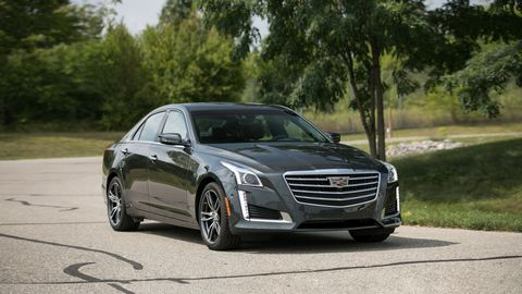 Cadillac Cars And Suvs Reviews Pricing And Specs