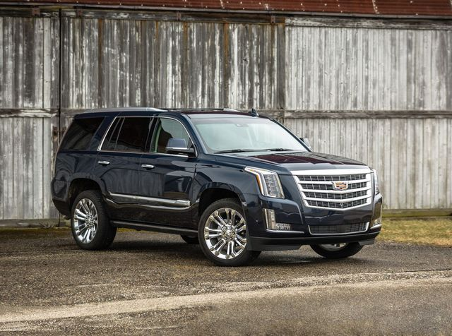 Terrific 2019 Cadillac Escalade Review Pricing And Specs Gmtry Best Dining Table And Chair Ideas Images Gmtryco