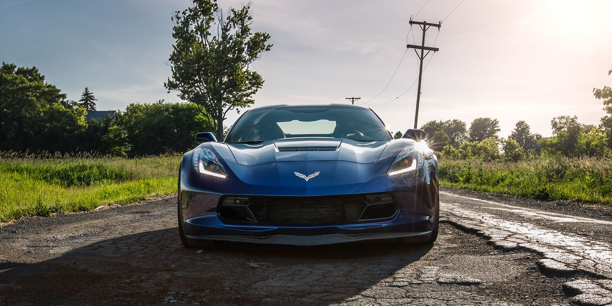 The Chevy Corvette Grand Sport Proves Reliable Over 40000 Miles
