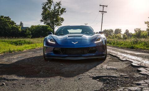 The Chevy Corvette Grand Sport Proves Reliable over 40,000 Miles