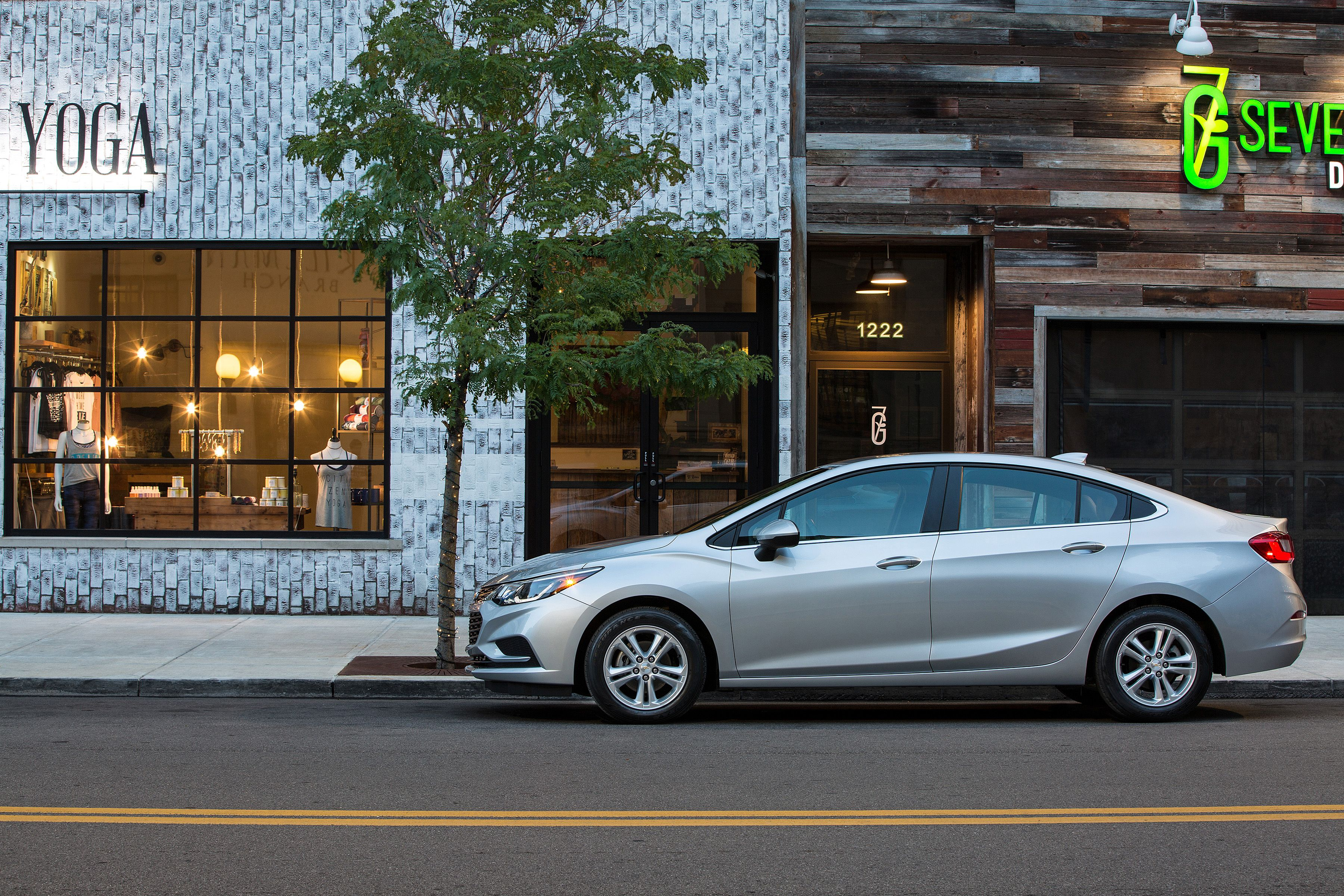 Chevrolet Cruze Diesel >> What You Learn After Driving The Chevy Cruze Diesel