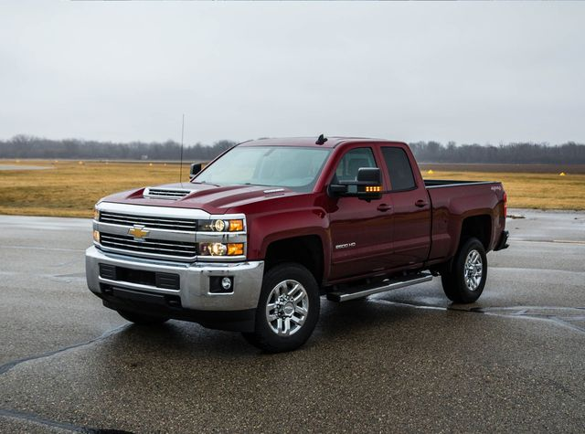 2019 Chevrolet Silverado Hd Review Pricing And Specs