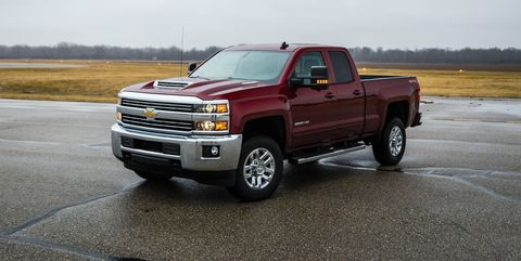 Chevy 2500 Towing Capacity >> Towing With The 2020 Chevrolet Silverado 2500 And 3500 Tested