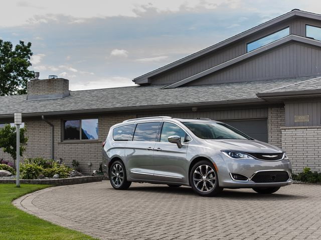 2019 Chrysler Pacifica Review Pricing And Specs