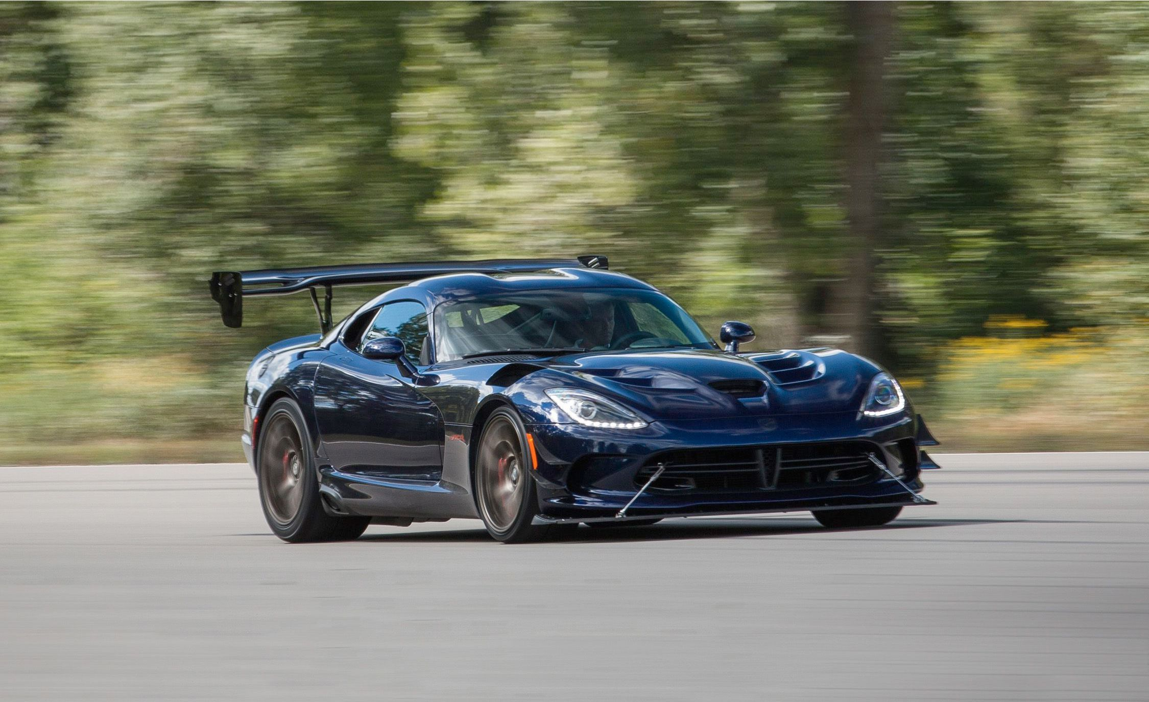 2020 Dodge Viper Concept and Review