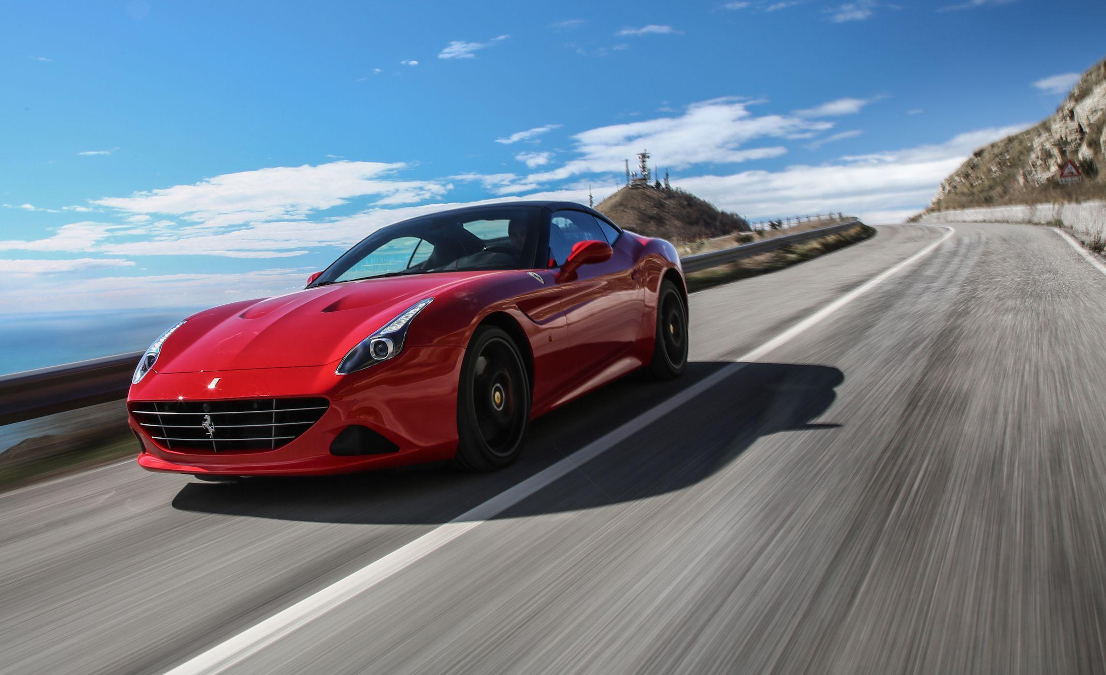 Ferrari California T Review Pricing And Specs