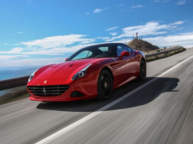 Ferrari California T >> Ferrari California T