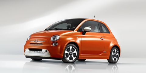 Land vehicle, Vehicle, City car, Car, Motor vehicle, Automotive design, Red, Fiat 500, Fiat 500, Fiat,