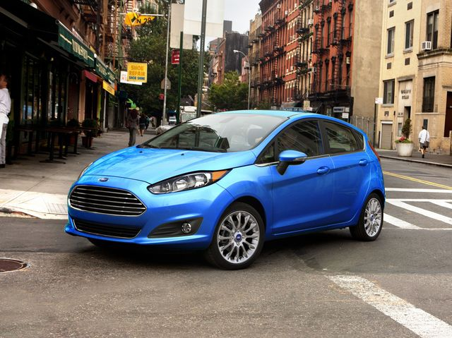2019 Ford Fiesta Review Pricing And Specs