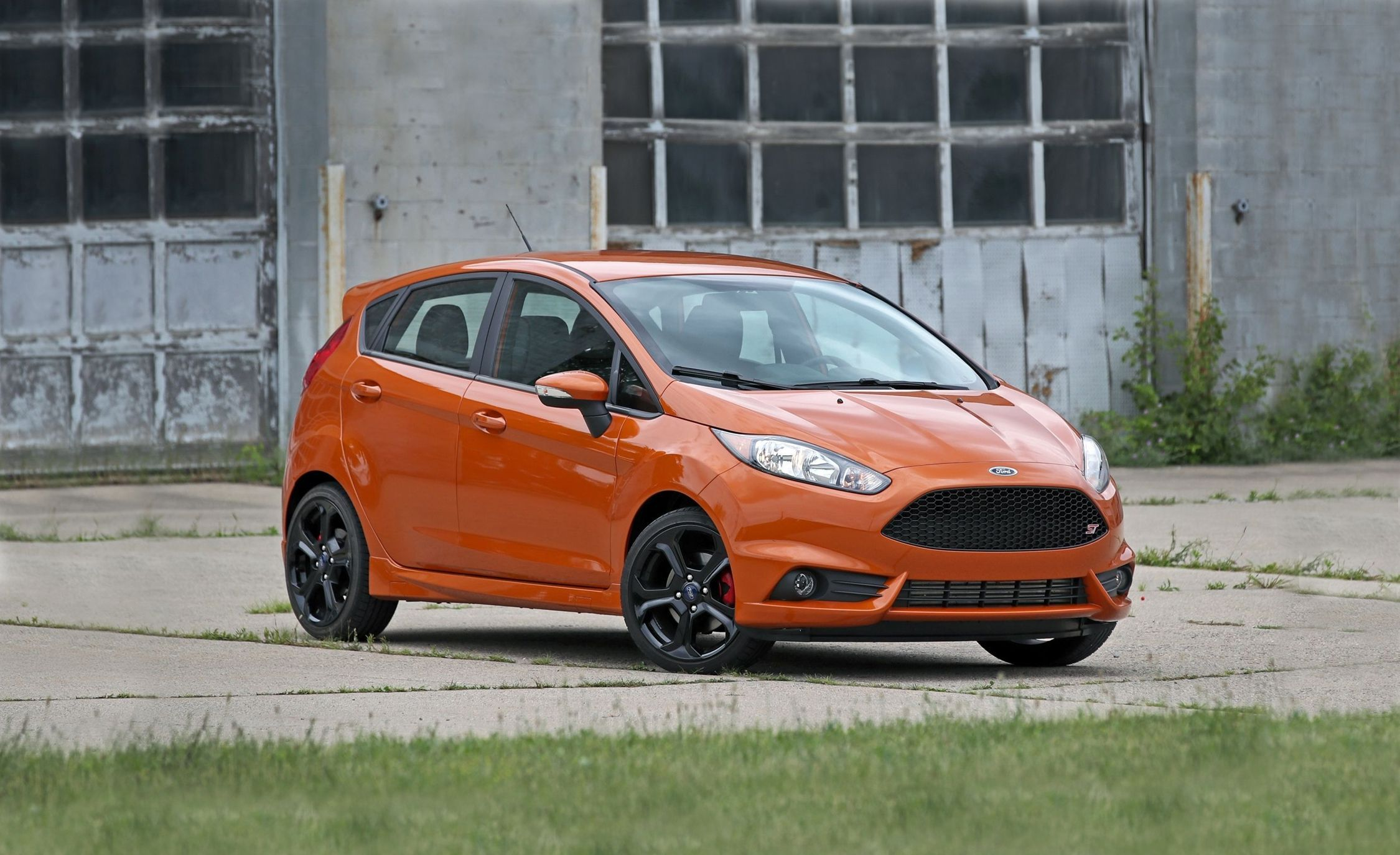2015 Ford Fiesta St St 5dr Hb Features And Specs
