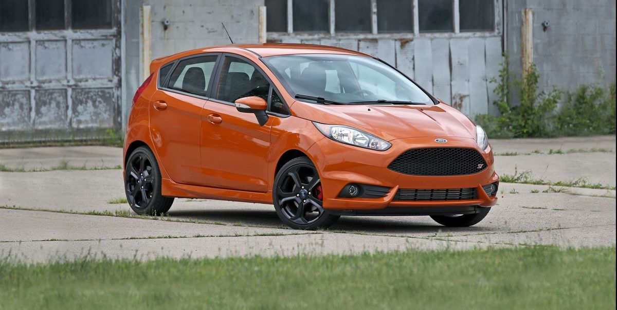 2019 Ford Fiesta St Review Pricing And Specs
