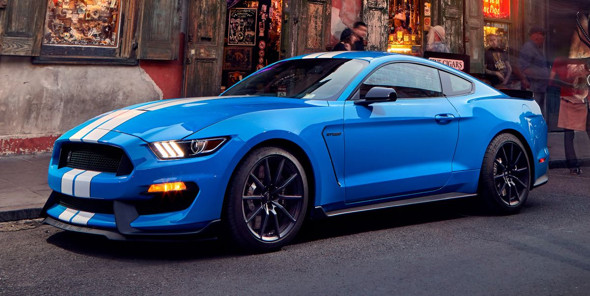 Every Angle of our Long-Term 2017 Ford Mustang Shelby GT350