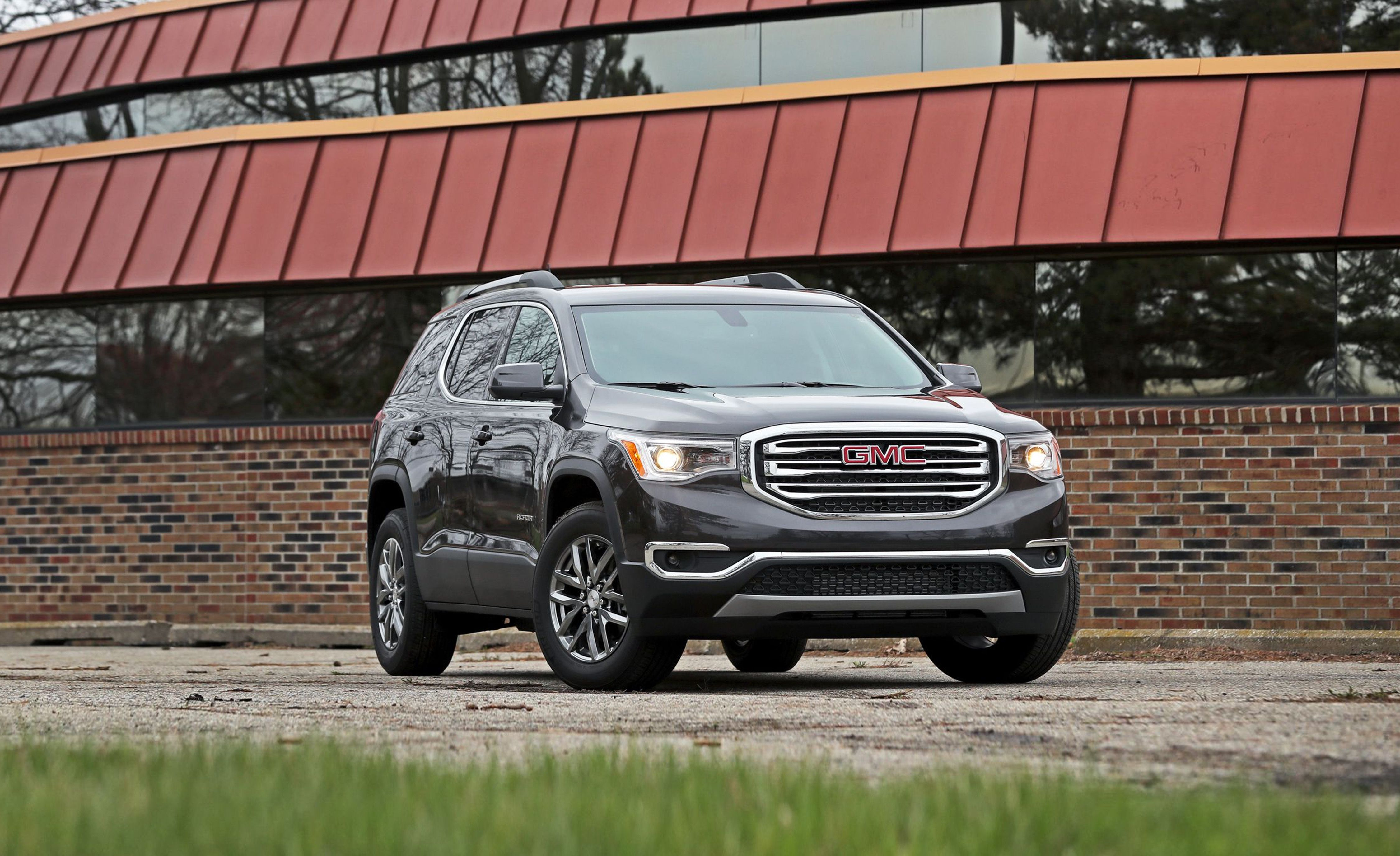 2019 Gmc Acadia Review Pricing And Specs