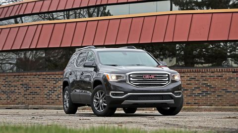 2018 GMC Acadia Denali: Review, Design, Price >> 2020 Gmc Acadia Review Pricing And Specs