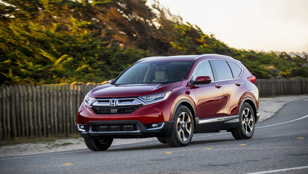 2019 Honda CR-V Recalled for Randomly Deploying Airbags