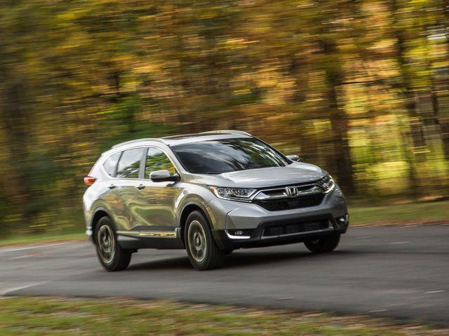 2017 Honda Cr V Towing Capacity >> 2019 Honda Cr V