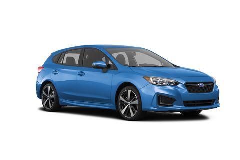 Subaru impreza 2017 года