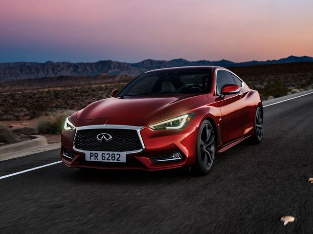 New 2019 Infiniti Q60 Red Sport 400 For Sale In Ardmore Pa