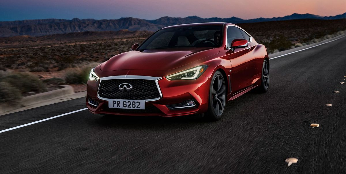 2019 Infiniti Q60 Review Pricing And Specs