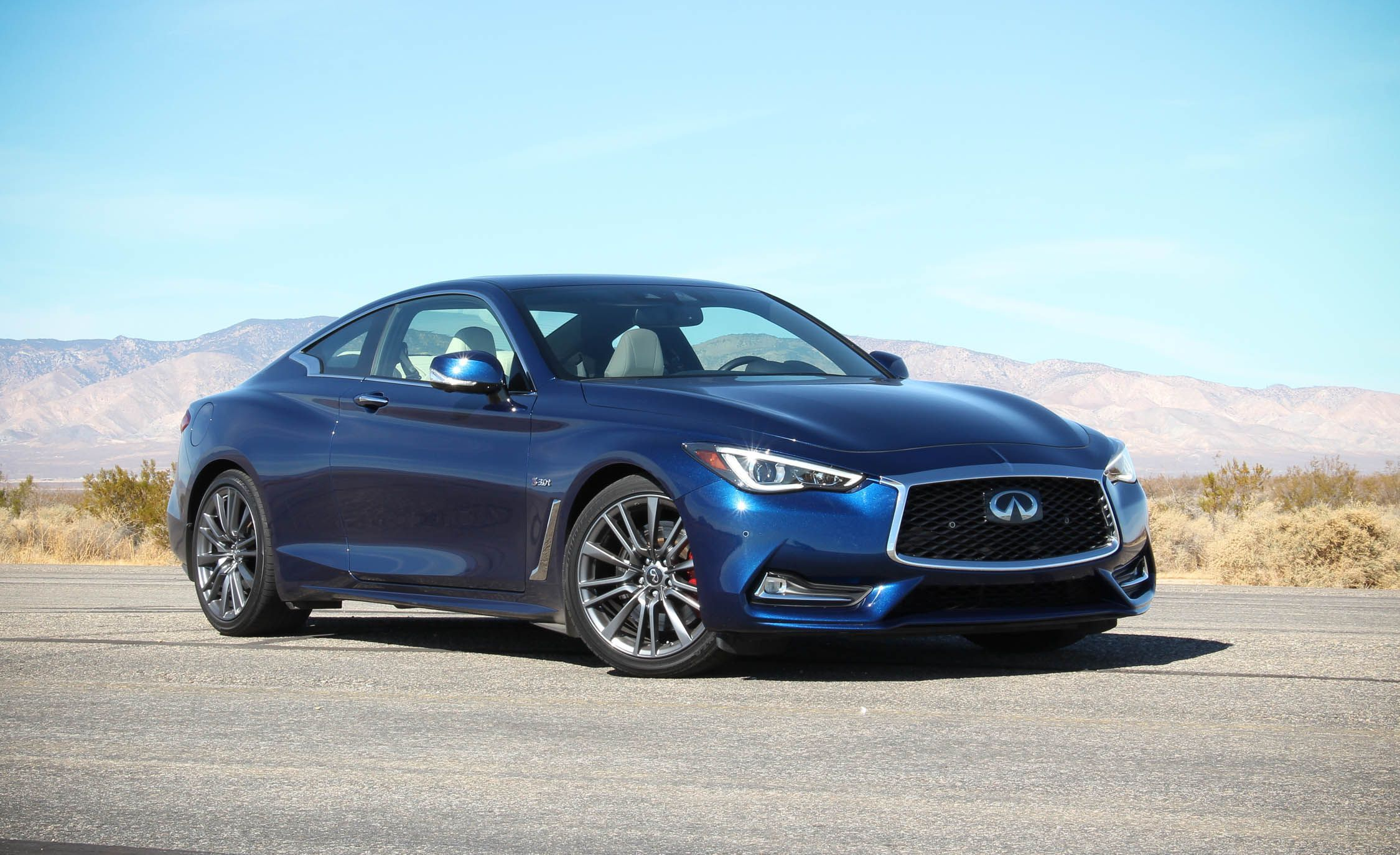 2019 Infiniti Q60 Red Sport 400 Review Pricing And Specs